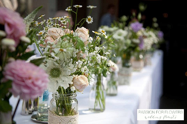 Hampton Manor Solihull Wedding Florists Passion for Flowers (7)