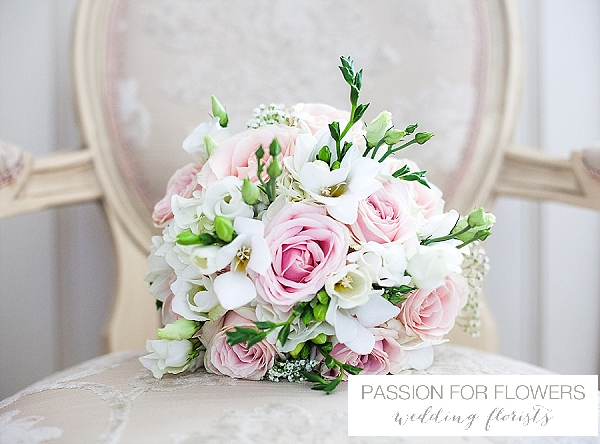 Pink Green Wedding Bouquets Wedding Flowers