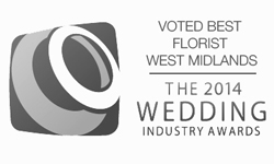 Passion for Flowers best wedding florist in west midlands