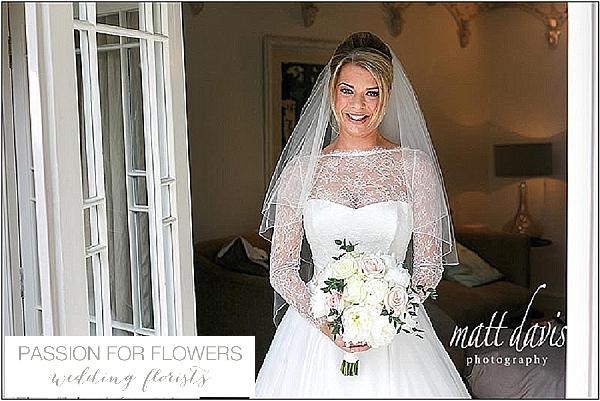 barnsley house wedding flowers