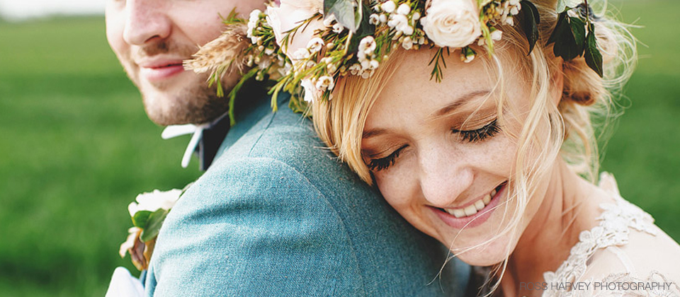 flower crown by passion for flowers ross harvey photograpy