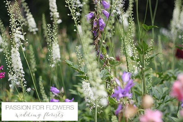 hidcote manor gardens wedding flowers
