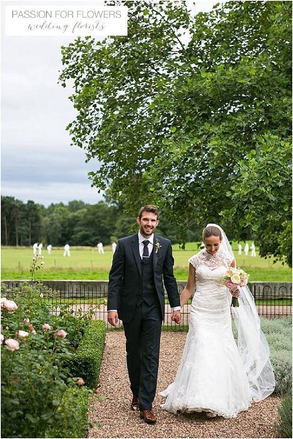 iscoyd park wedding flowers