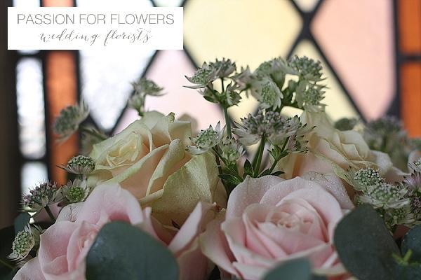 kilworth house church wedding flowers
