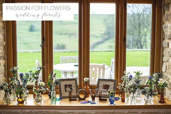 kingscote barn wedding flowers