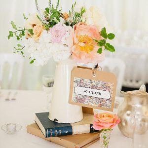 moxhull hall wedding flowers jugs