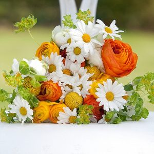orange wedding flowers passion for flowers