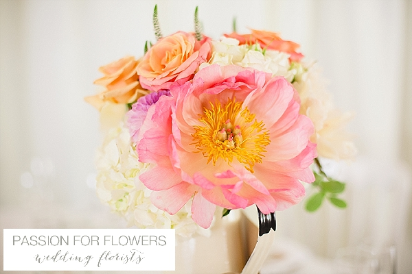 peach peony wedding flowers passion for flowers