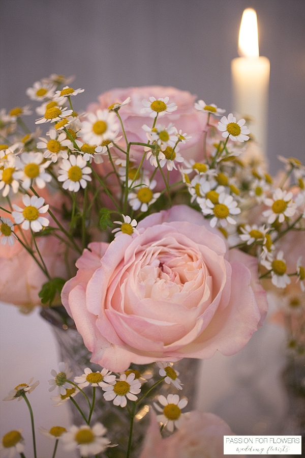 pink wedding flowers passion for flowers wedding florists  (1)