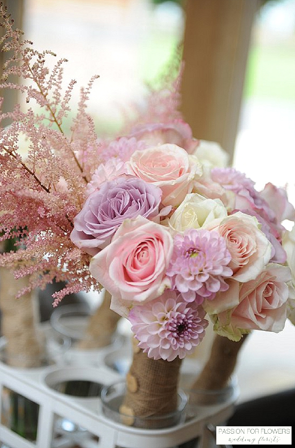 blush pink wizard of oz dahlia bouquets wedding flowers passion for flowers wedding florists
