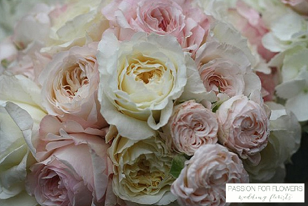pink wedding flowers passion for flowers wedding florists