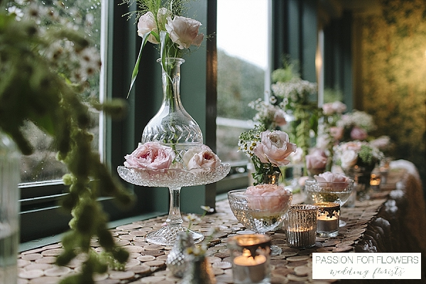 pink wedding flowers passion for flowers wedding florists  (2)