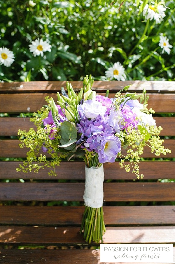 purple wedding bouquets summer wedding flowers passion for flowers