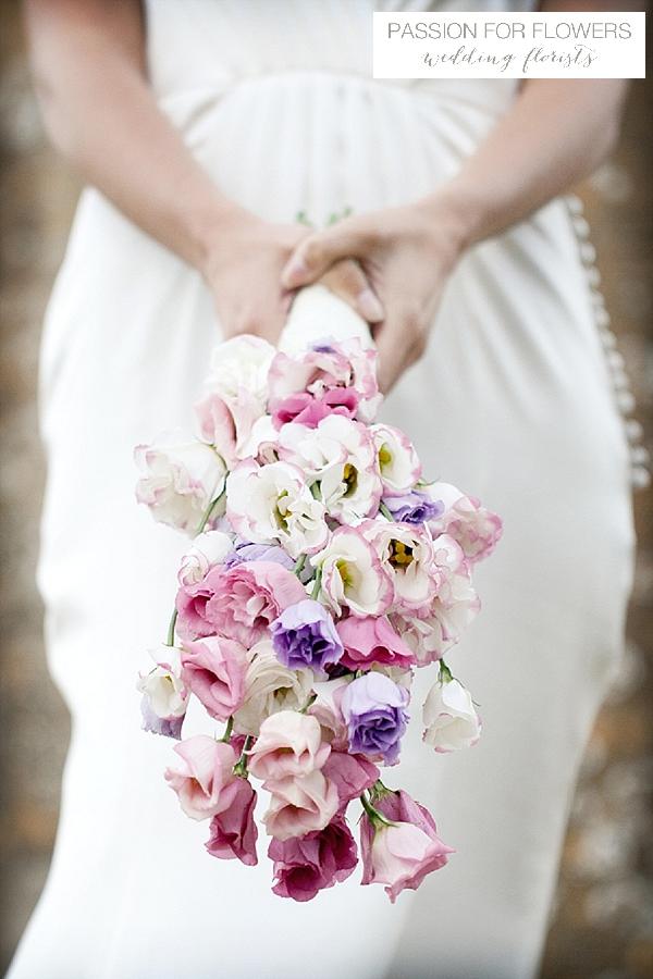 elegant lisianthus bouquets wedding flowers passion for flowers