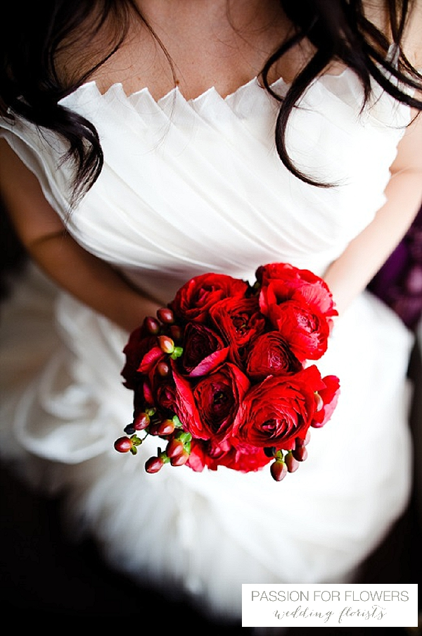 red ranunculus wedding bouquets flowers passion for flowers
