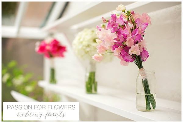 wedding bouquets pink