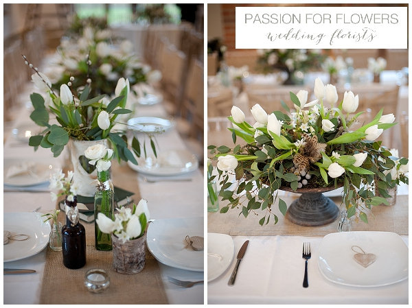passion for flowers weddings at the moathouse