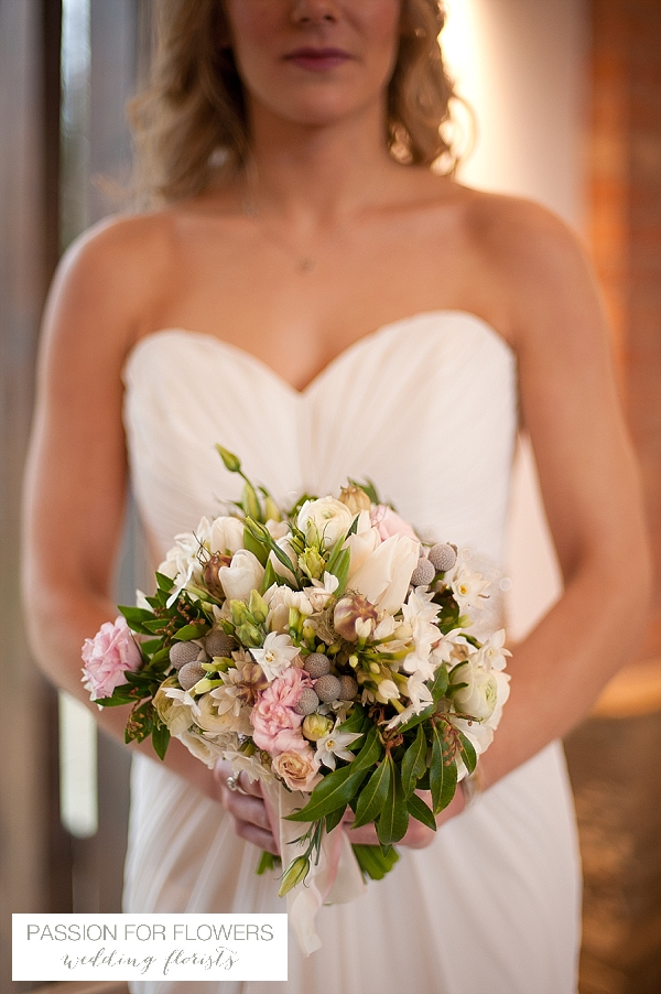 the moat house dorsington rustic wedding bouquets spring