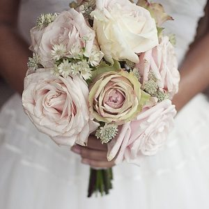 vintage dusky pink rose bouquet passion for flowers