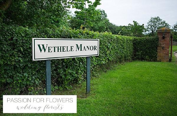 wethele manor wedding