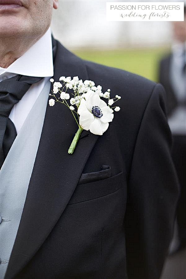 white button holes wedding flowers passion for flowers