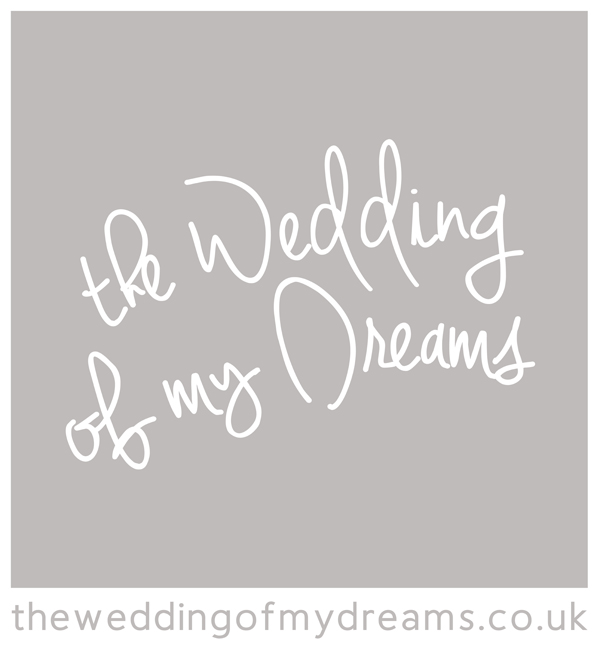 the wedding of my dreams logo