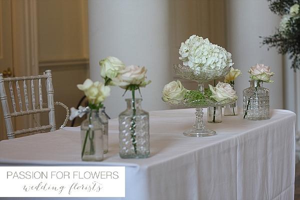 Compton Verney Wedding Ceremony Flowers