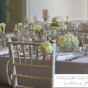 Compton Verney Wedding Flowers