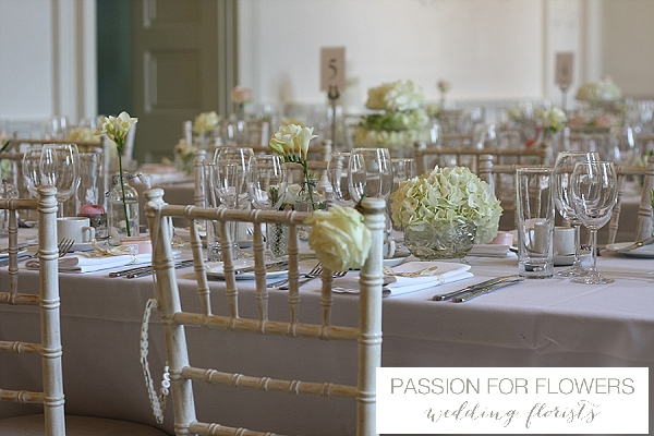 Compton Verney Wedding Flowers