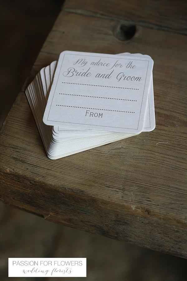 Cripps Barn Wedding Top Table Flowers