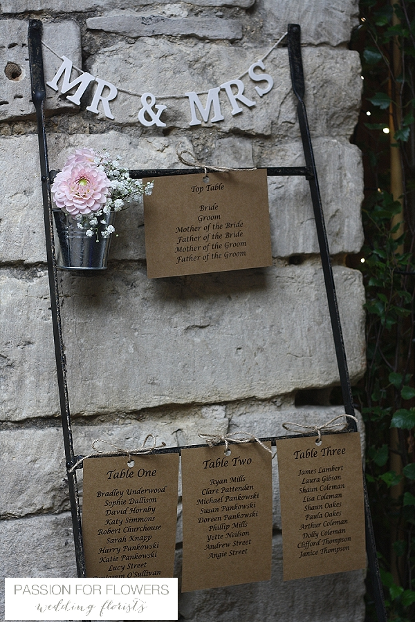 Cripps Barn Wedding Flowers Ceremony