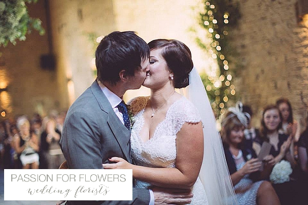 Cripps Barn Wedding Ceremony