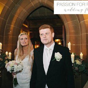 Warwick Castle Wedding Florists