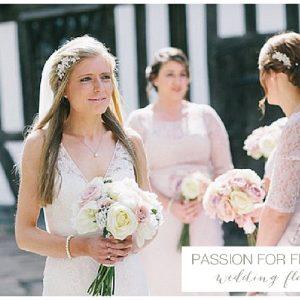 Warwick Castle Wedding Bouquets Flowers