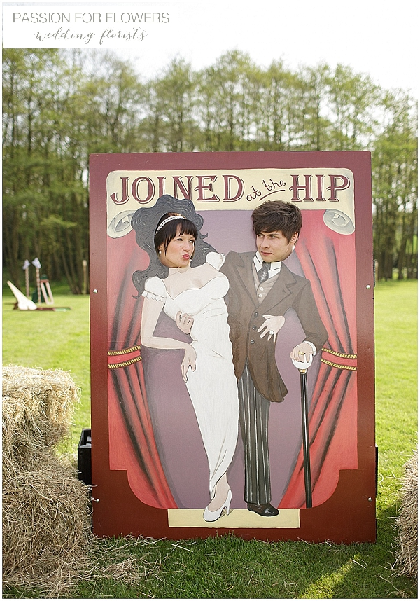 circus themed wedding
