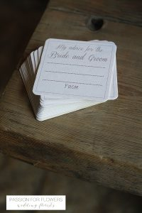 cripps barn advice for the bride and groom coasters wedding
