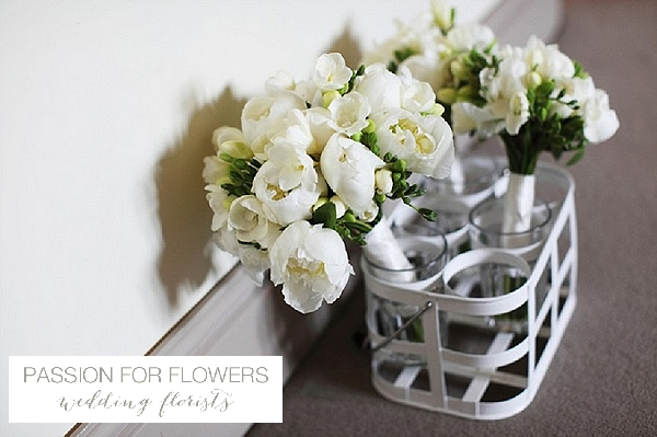 curradine barns wedding white bouquets peonies