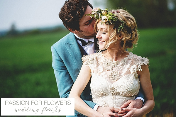 rustic-elegant-wedding-flowers-flower-crown-passion-for-flowers