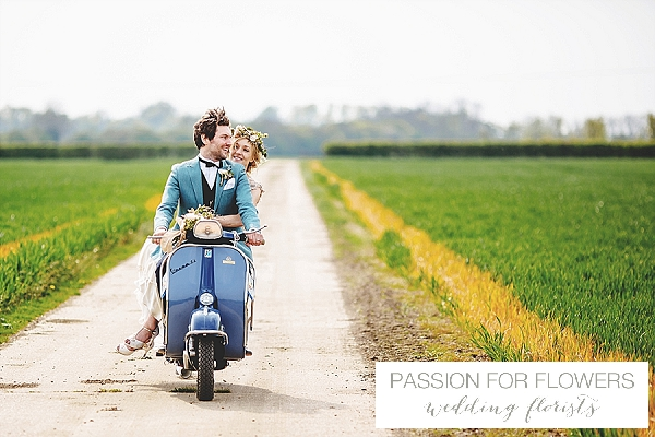 vespa-wedding-flowers-flower-crown