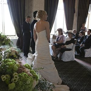walton hall wedding ceremony flowers passion for flowers urns