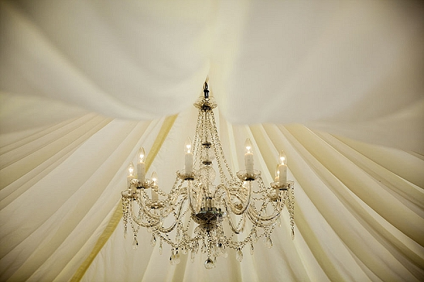 chandelier marquee