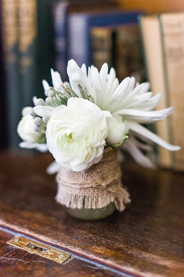 ettington park wedding flowers