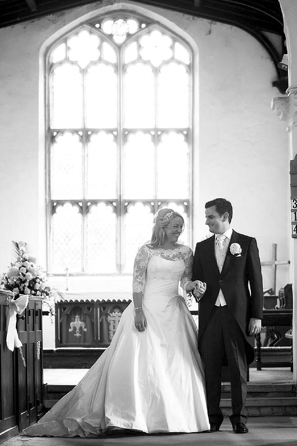 orton on the hill church wedding