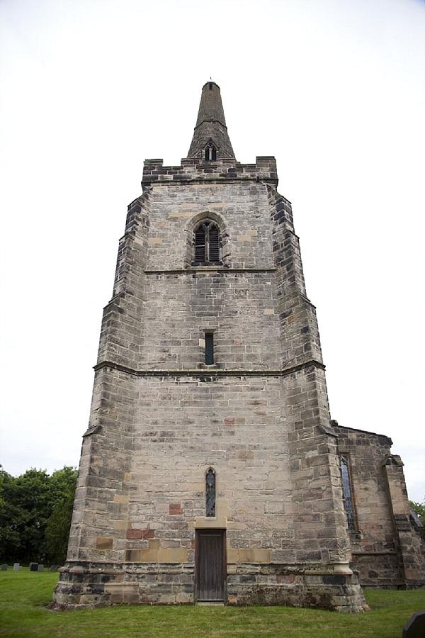 orton on the hill church