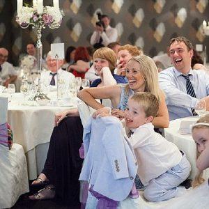 purple wedding chair backs sashes mallory court
