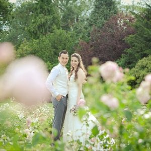 wedding at Mallory Court Passion for Flowers Florists