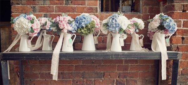 shustoke farm barns � flower crowns hanging globes