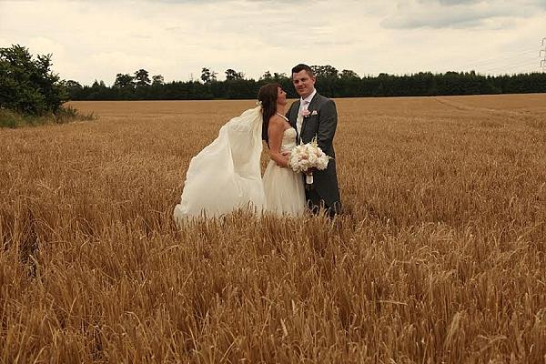 shustoke farm barns wedding flowers passion for flowers in field