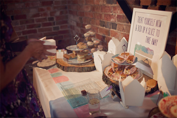 wedding cake table watercolour wedding shustoke farm barns summer wedding florist passion for flowers