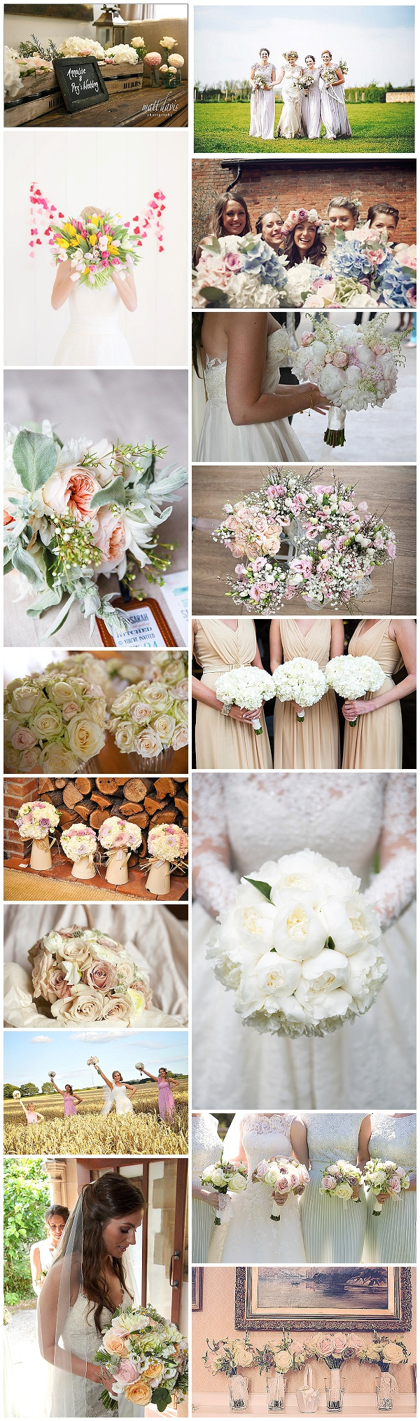 passion for flowers favourite wedding bouquets